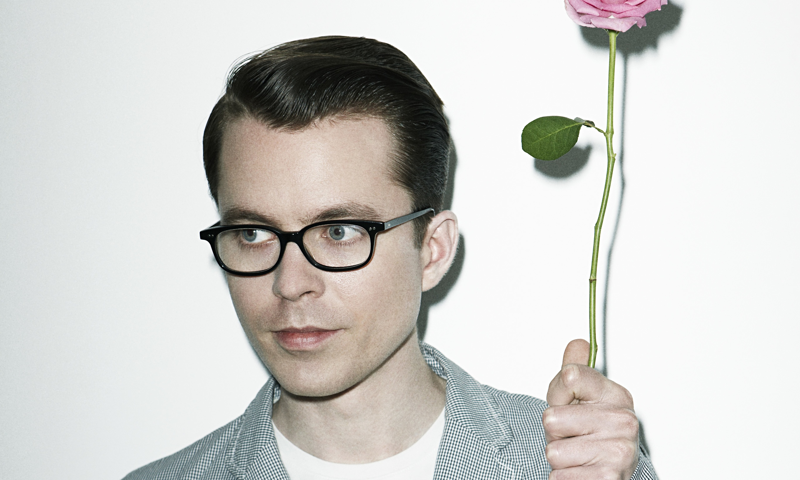 Musician Tom Vek